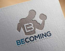 "starlogo01 tarafından Design a Logo for ""Becoming"" Gym Clothing için no 62"