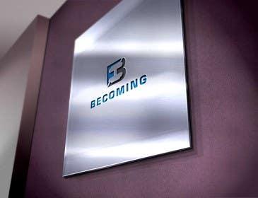 "mohammedkh5 tarafından Design a Logo for ""Becoming"" Gym Clothing için no 37"