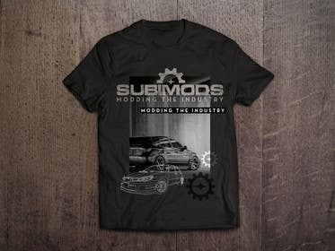 #14 for 3 Shirt Designs For A Subaru Parts Company af genesispeche