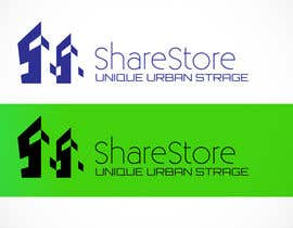 nº 41 pour Design a Logo for Sharestore par yushmir