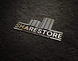 nº 105 pour Design a Logo for Sharestore par eddesignswork