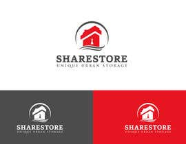 nº 71 pour Design a Logo for Sharestore par brokenheart5567