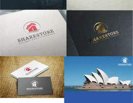 nº 72 pour Design a Logo for Sharestore par brokenheart5567