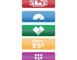 #8 for Design some Icons to describe the different categories on my website af evheniybenzar