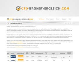 #40 untuk logo design (plus favicon) for CFD Broker website oleh mille84