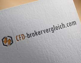 Tarikov tarafından logo design (plus favicon) for CFD Broker website için no 54