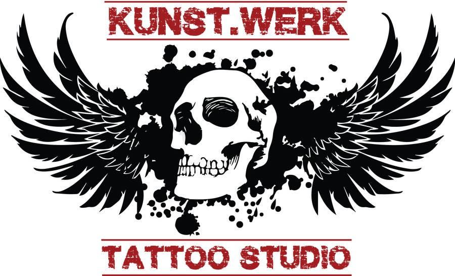 Entry #15 by shivzy for Logo Design Tattoo Studio | Freelancer
