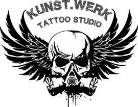 #21 for Logo Design Tattoo Studio by shivzy