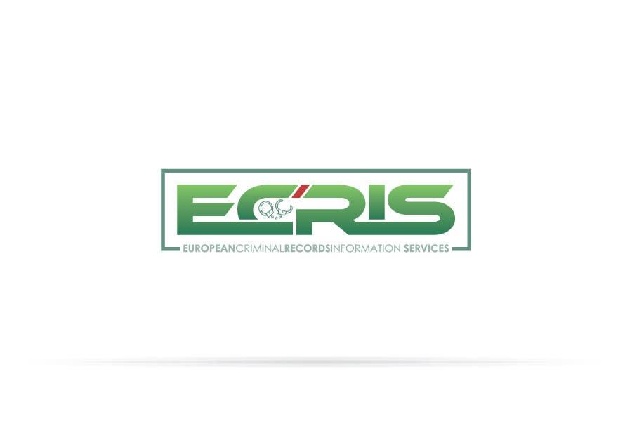Bài tham dự cuộc thi #45 cho Develop logo and Corporate Identity for ECRIS