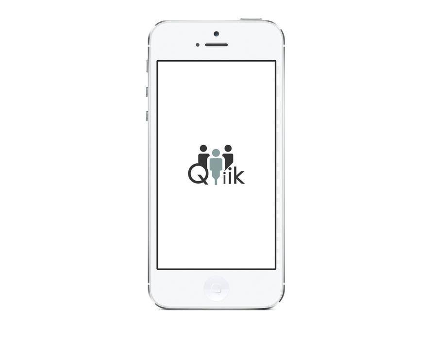 Inscrição nº 11 do Concurso para Design a Logo for a revolutianary recruitment app called Qyiik.