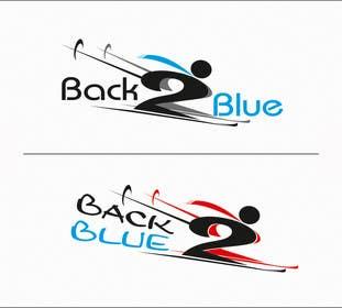 #60 for Design a Logo for Back2Blue af AramDesigne