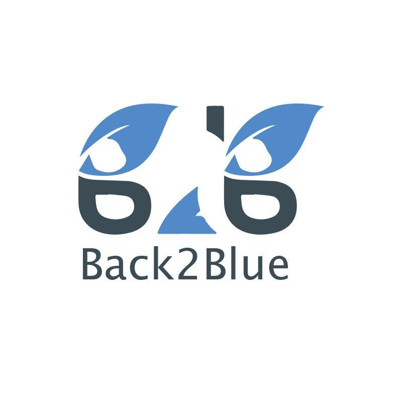 Contest Entry #21 for Design a Logo for Back2Blue