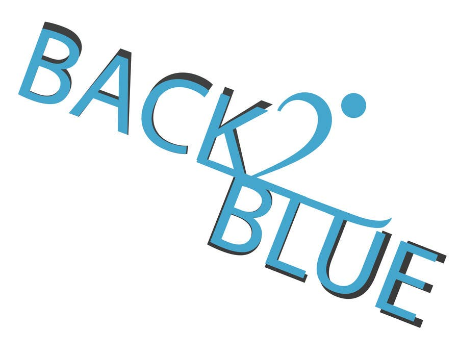 Contest Entry #29 for Design a Logo for Back2Blue