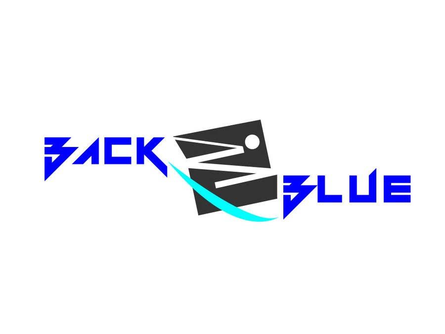 Contest Entry #11 for Design a Logo for Back2Blue