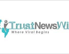 #76 para Design a Logo for i Trust News Wire por arteq04