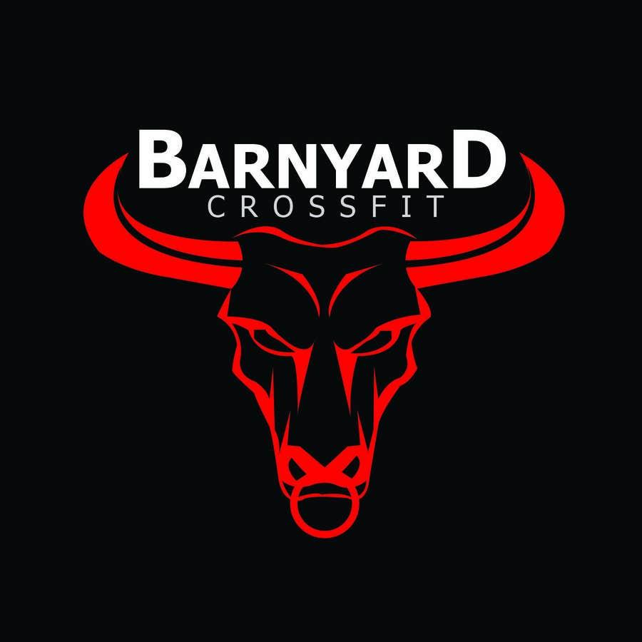 Konkurrenceindlæg #                                        3                                      for                                         Barnyard Beatdown CrossFit Competition Logo