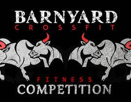 #5 for Barnyard Beatdown CrossFit Competition Logo af DigitalWebProp