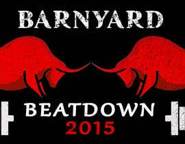 #8 for Barnyard Beatdown CrossFit Competition Logo af DigitalWebProp