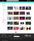 Graphic Design Inscrição do Concurso Nº12 para design for videosite like youtube