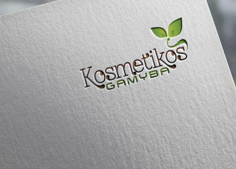 Kilpailutyö #11 kilpailussa Design a Logo for cosmetics recipe website