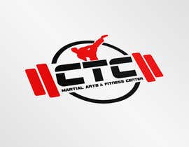 #60 para Design a Logo for CTC Martial Arts & Fitness Centre por asetiawan86