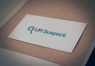 #117 cho Design a Logo for ursuspect.com bởi SergiuDorin