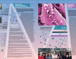 Nro 12 kilpailuun Create a stylish design and layout template for a scientific annual report käyttäjältä hpmcivor