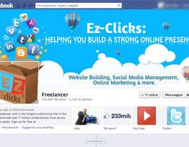 #22 for Design a Cool Banner For Ez-Clicks af holecreative
