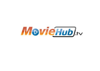 #32 para Design a Logo for MovieHub.Tv por paxslg