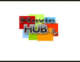 #71 para Design a Logo for MovieHub.Tv por mirceabaciu