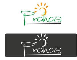 "#15 for Design a Logo for the word ""Prahas"" which in english is colours af infosouhayl"