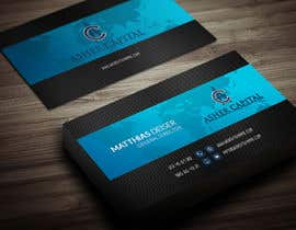 #171 para Design some Business Cards for Asher Capital por Fgny85