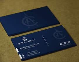#81 for Design some Business Cards for Asher Capital af ALLHAJJ17