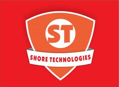 Nro 8 kilpailuun Design a Logo for Shore Technologies käyttäjältä rajkumar3219