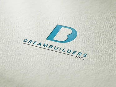 Nro 5 kilpailuun Design a Logo for DreamBuilders Inc. käyttäjältä mohammedkh5