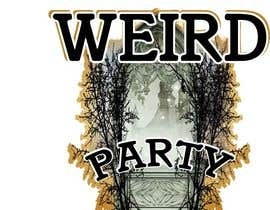 #14 cho Design a T-Shirt for the band Weird Party bởi ERRon16