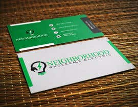 #15 cho Design some Business Cards for Neighborhood Wholesale Electric bởi mahiweb123