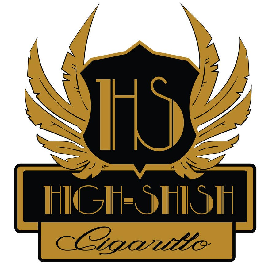 Konkurrenceindlæg #31 for Design a Logo for HIGH SHISH Cigarillos