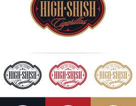 #21 cho Design a Logo for HIGH SHISH Cigarillos bởi Deezastarr