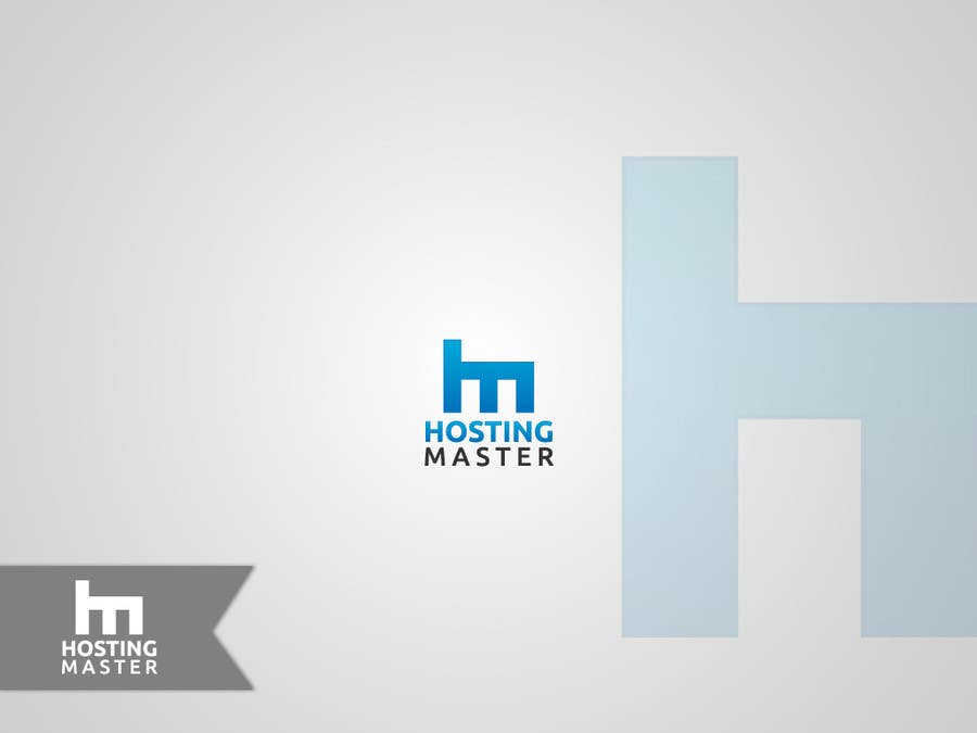 #8 for Develop a Logo/Corporate Identity for HostingMaster by mjuliakbar