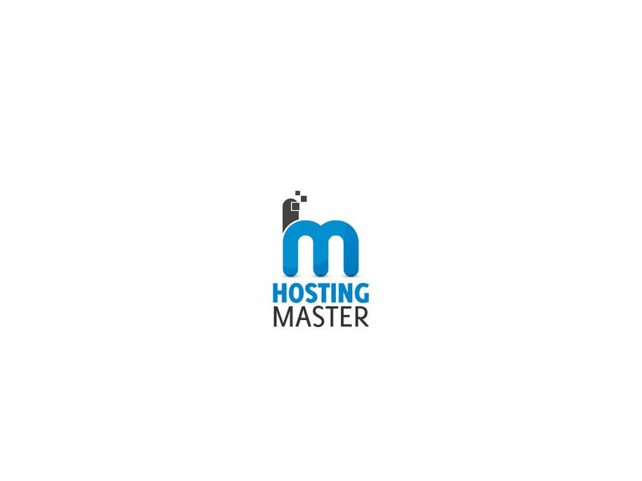 #24 for Develop a Logo/Corporate Identity for HostingMaster by mjuliakbar