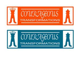 #30 for Courageous Transformation Logo af kuwaharajt