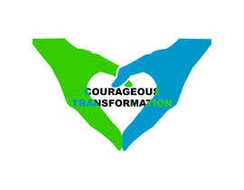 #3 for Courageous Transformation Logo af murculater