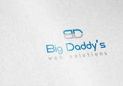 #29 cho Design a Logo for Big Daddy's Web Solutions bởi mdrashed2609