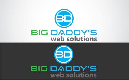 #22 cho Design a Logo for Big Daddy's Web Solutions bởi mamun990