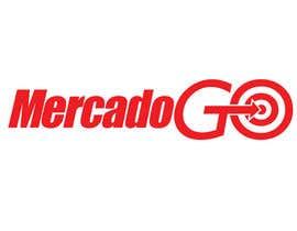 Nro 119 kilpailuun Logo for MercadoGO käyttäjältä stanbaker