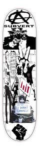 Ảnh thumbnail bài tham dự cuộc thi #                                                2                                              cho                                                 Skateboard collage style design with an anarchy theme (pictures provided)