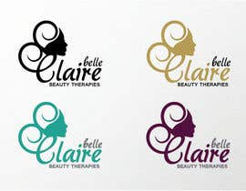 #27 for Design a Logo for Claire's Beauty Salon af adryaa