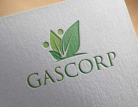 #32 para Design a Logo for GASCORP por timedesigns