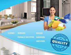 #1 untuk Design a Flyer for www.dohamaids.com oleh motoroja